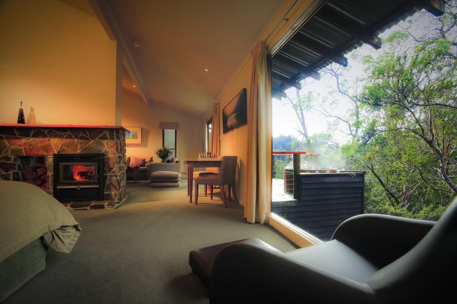 Peppers Cradle Mountain Lodge (Tasmania, Australia)