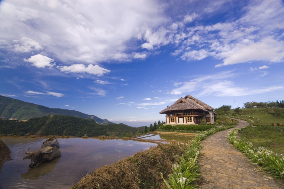 Topas Ecolodge (Sapa, Vietnam)