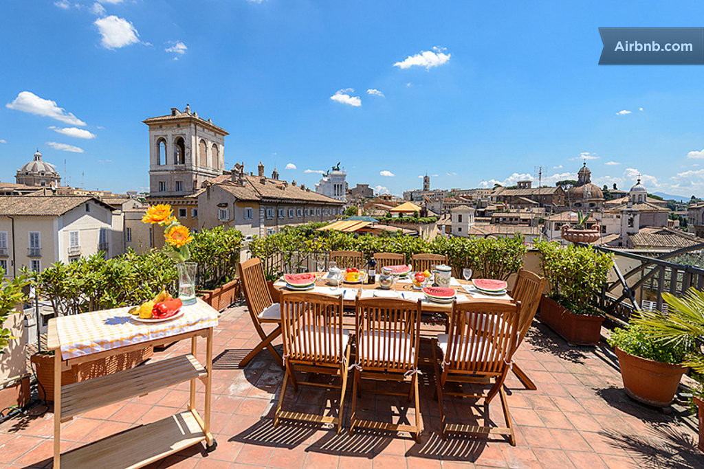 12 of the best airbnbs in rome italy matador network for The terrace house book