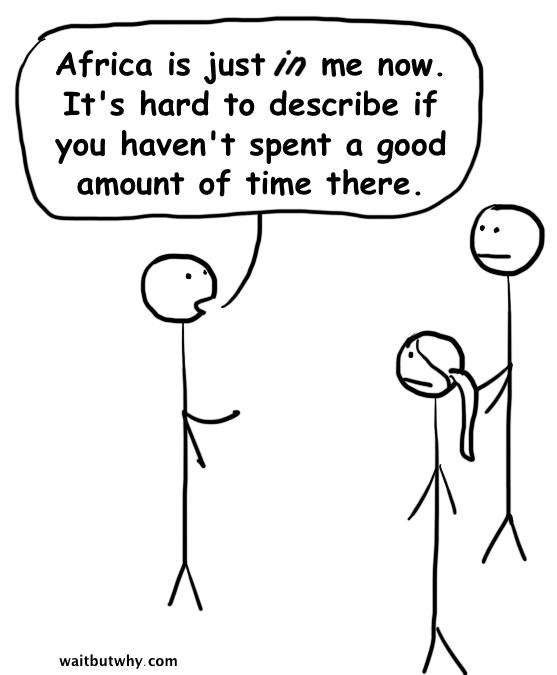 Douchebag illustration