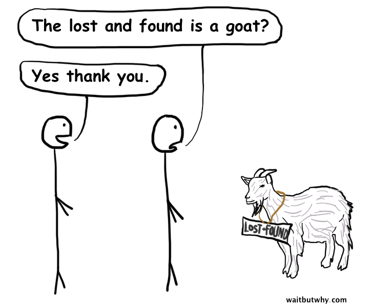 Goat illustration 2