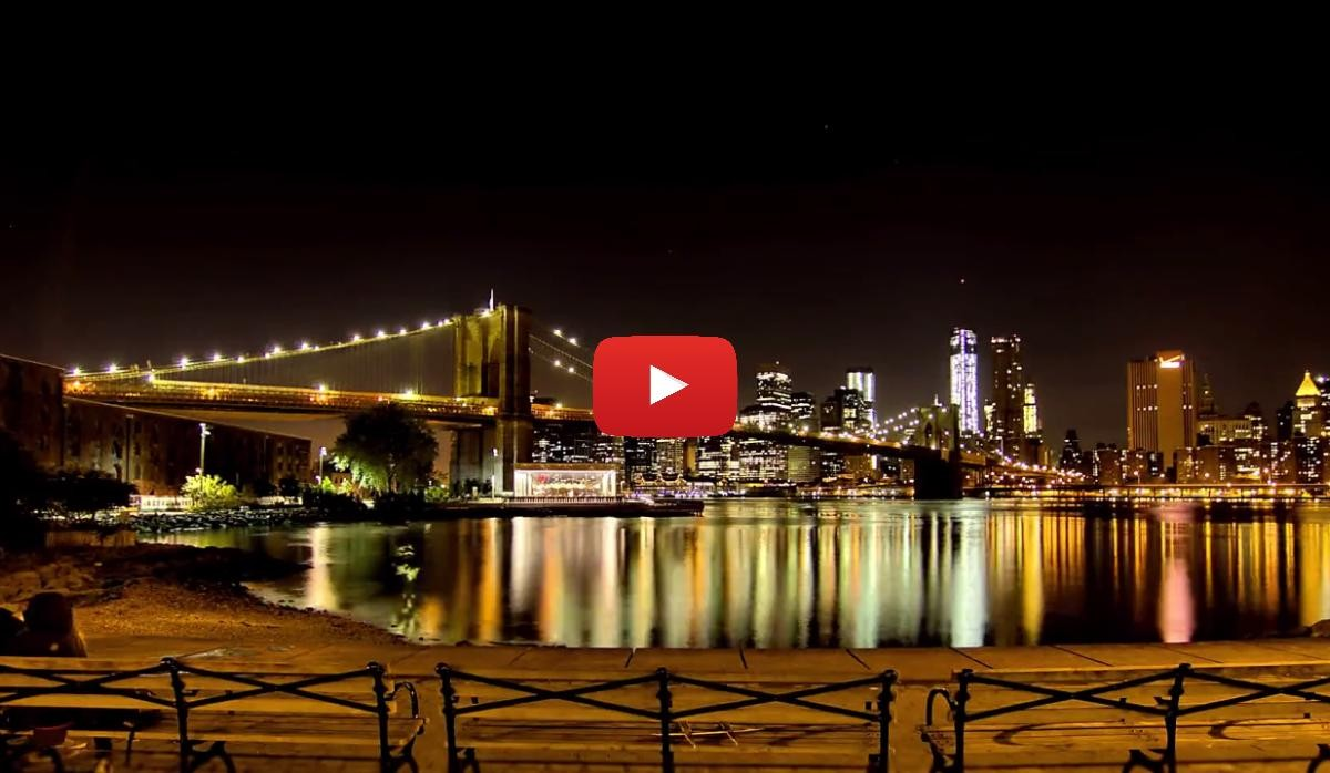 Most inspiring NYC timelapse ever