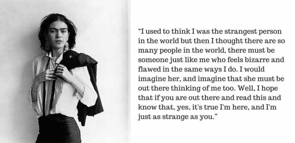 15 immortal quotes from Frida Khalo - Matador Network