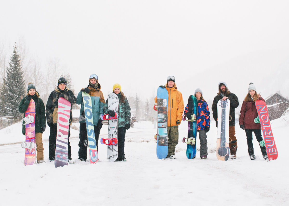 8 vital tips for the beginning snowboarder