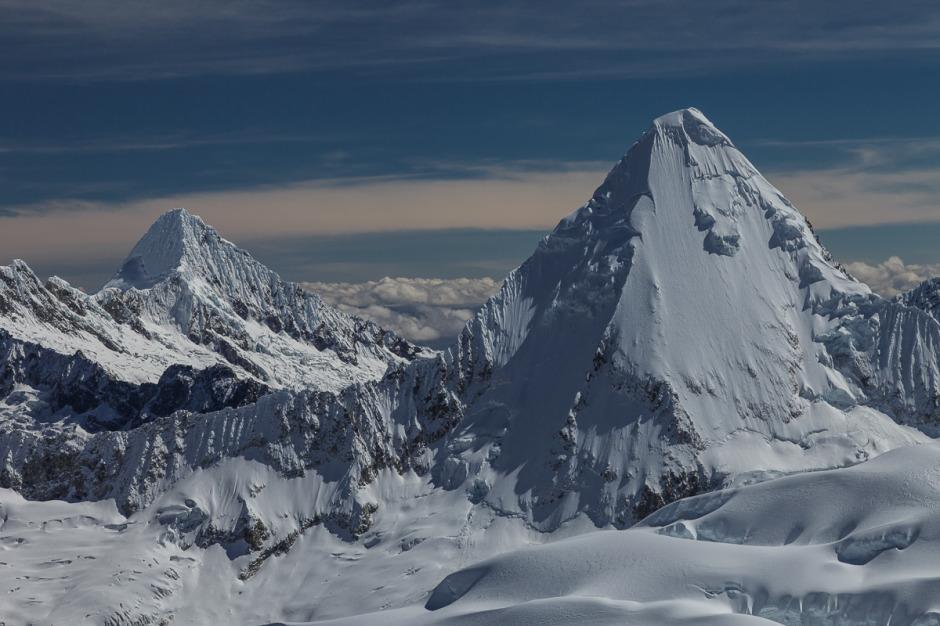 Tall peak Peru