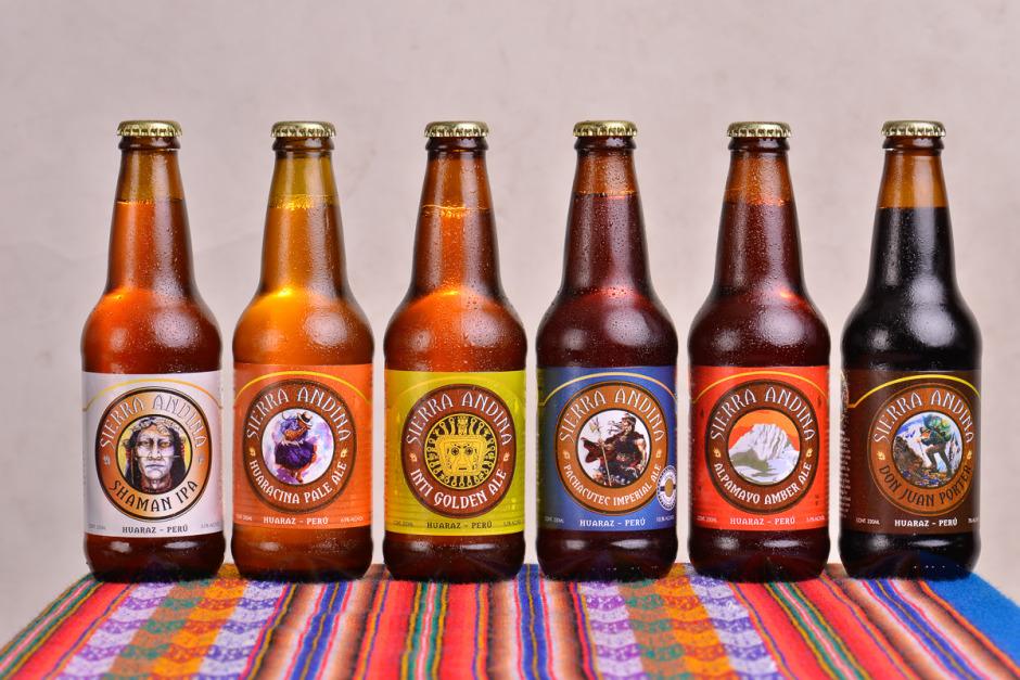 Peru beer