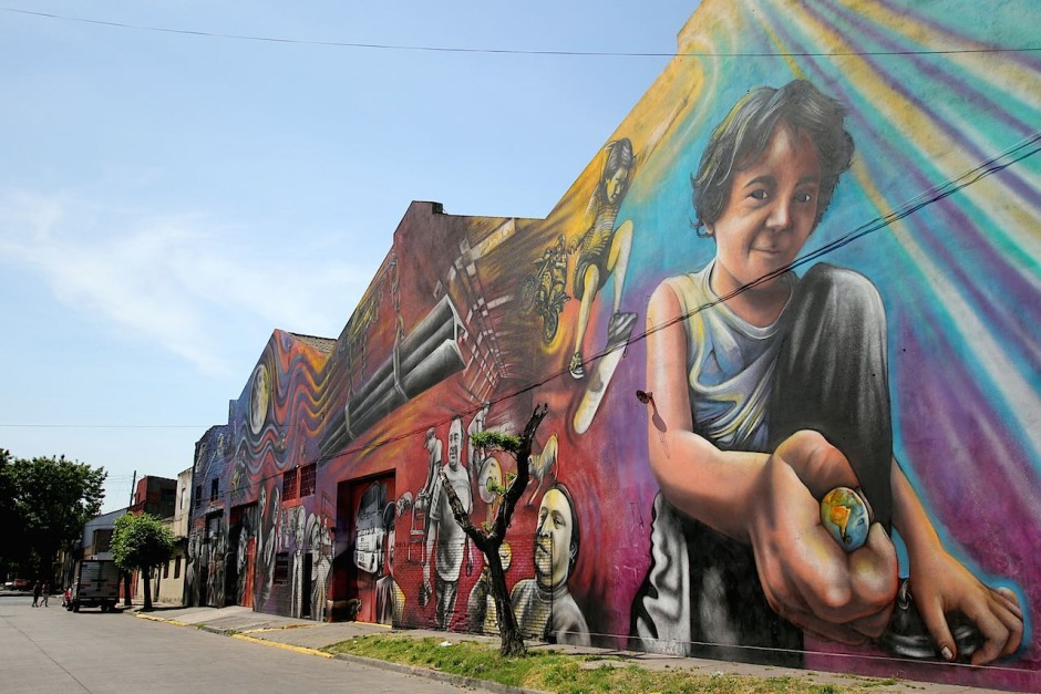 16 Images Of Amazing Buenos Aires Street Art