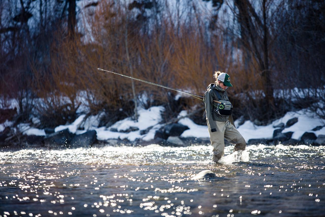 Sun Valley fishing