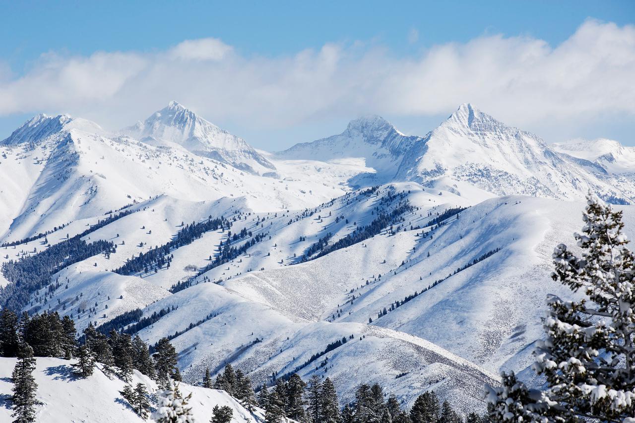 Sun Valley Peaks