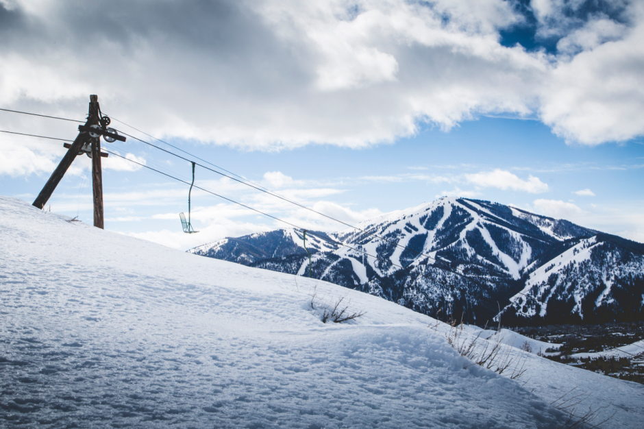 Sun Valley ski lift