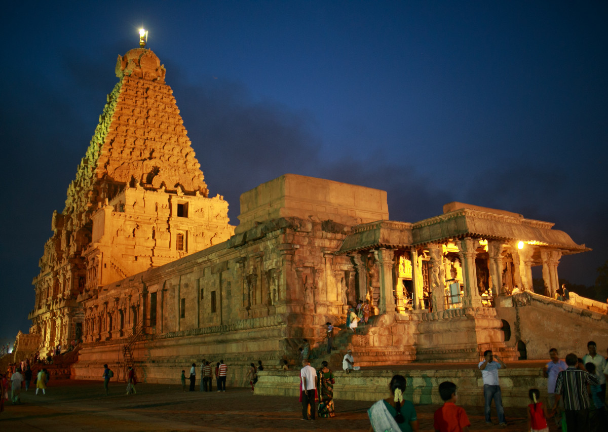 of the coolest heritage sites in thanjavur temples tamil nadu