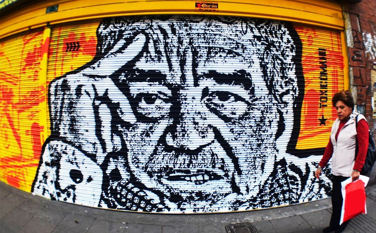 The best of Colombian street art in 14 images