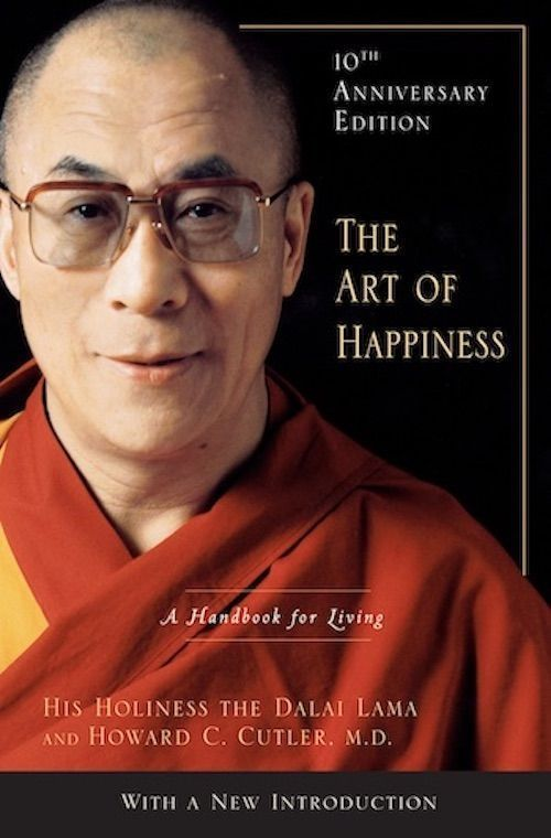 The Art of Happiness Dalai Lama and Howard C Cutler