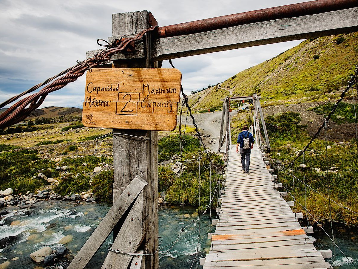 A photographic journey through the Torres del Paine, Patagonia