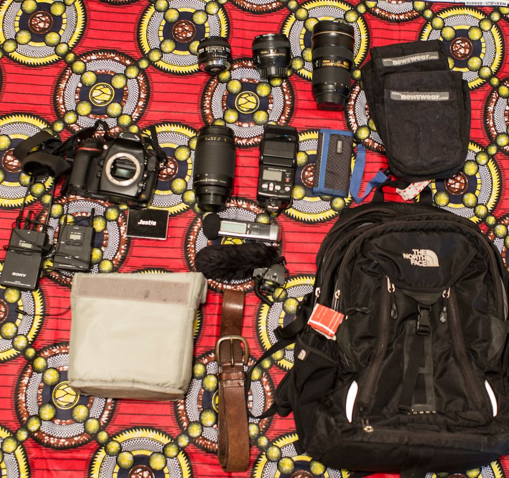 36 Best Fashion Monitor Journalism Awards Images On: What Journalists Carry On The Front Lines: Monique Jaques