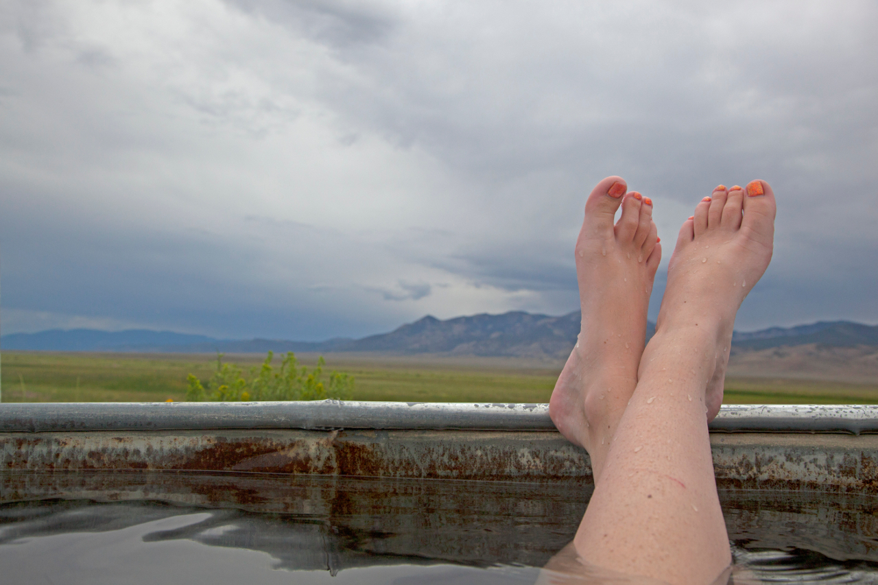 Potts Hot Springs, Nevada