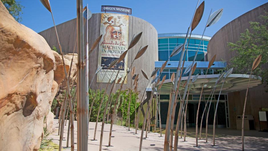 Springs Preserve museum