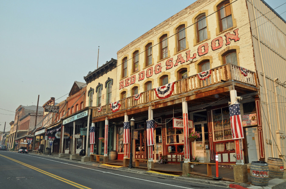 Travel Guide To The Coolest Small Towns In Nevada - The 20 best small towns to visit in the usa