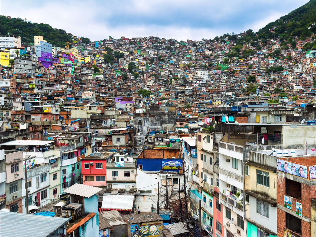 You have to watch this insanely detailed timelapse of Rio in HD