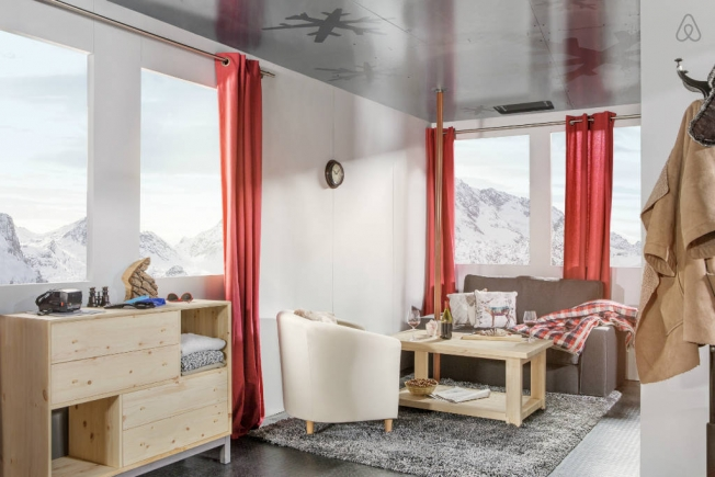 Courchevel Airbnb