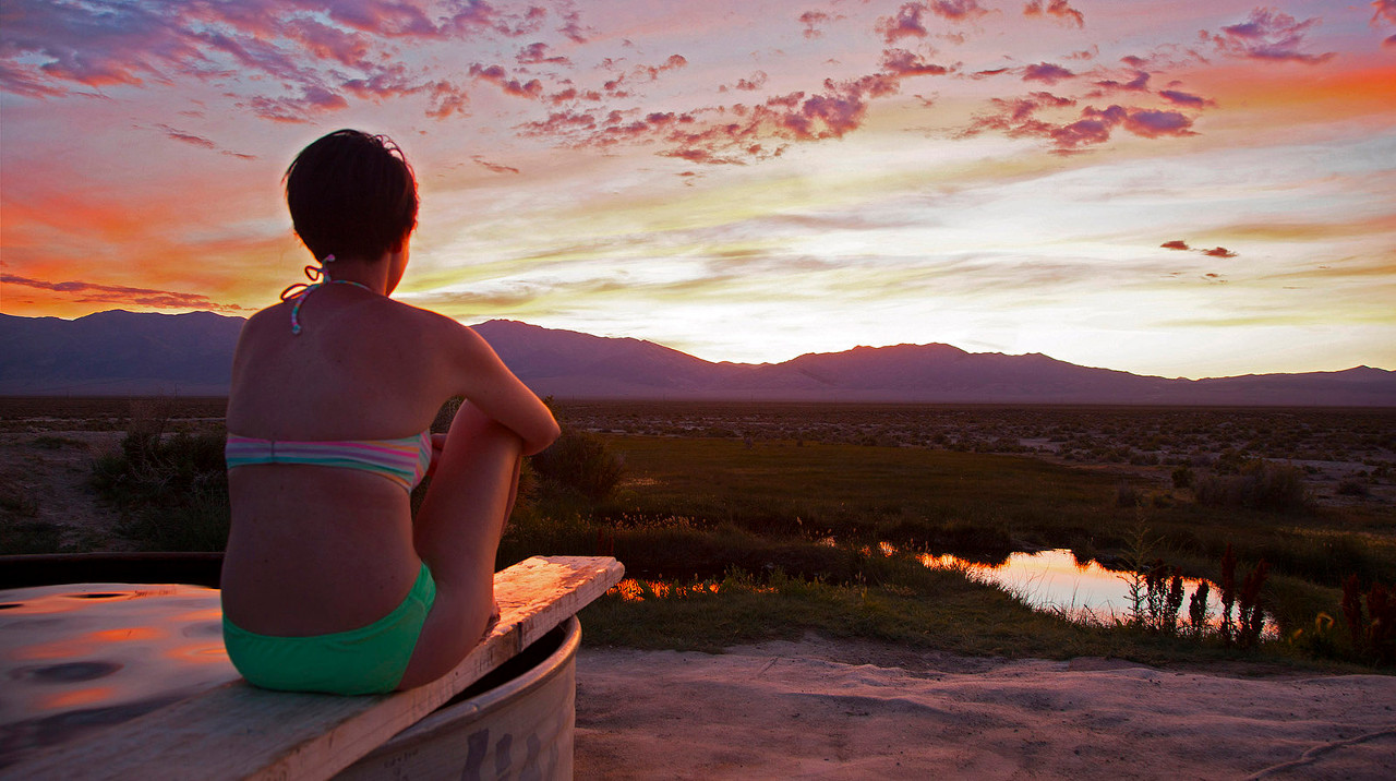 Mapped: Nevada's 20 best hot springs