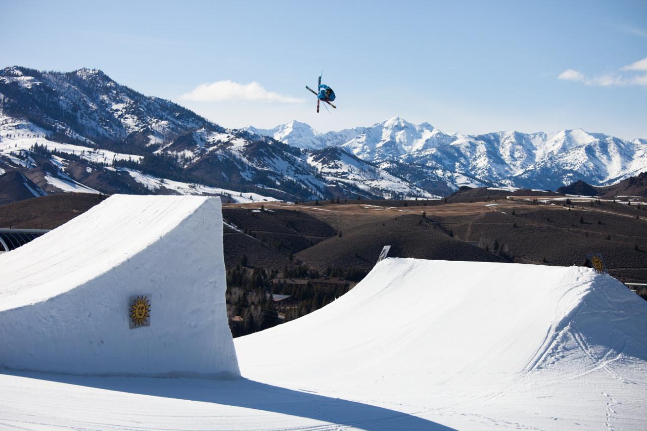 Sun Valley ski jump
