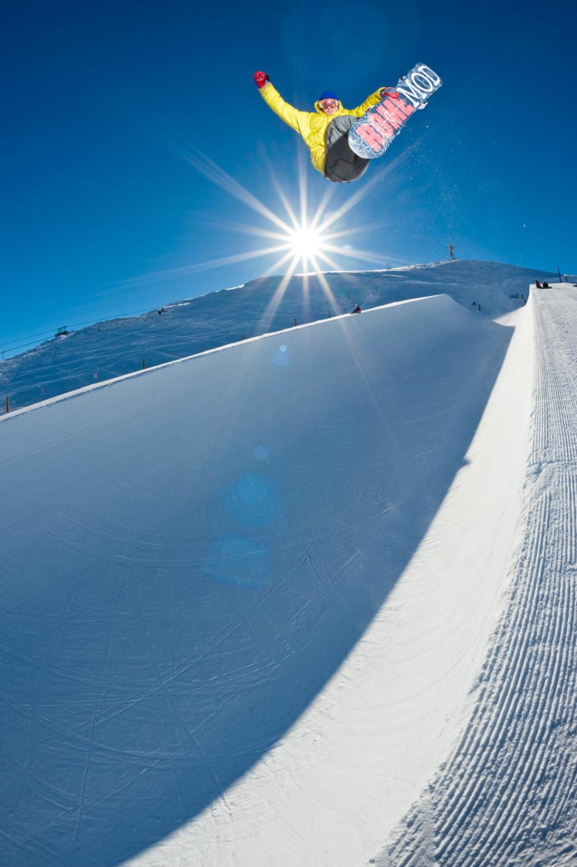 Sun Valley Super Pipe