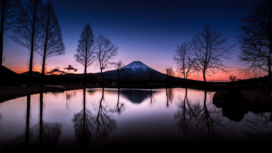 Photographer attempts to express emotion through landscape with incredible results