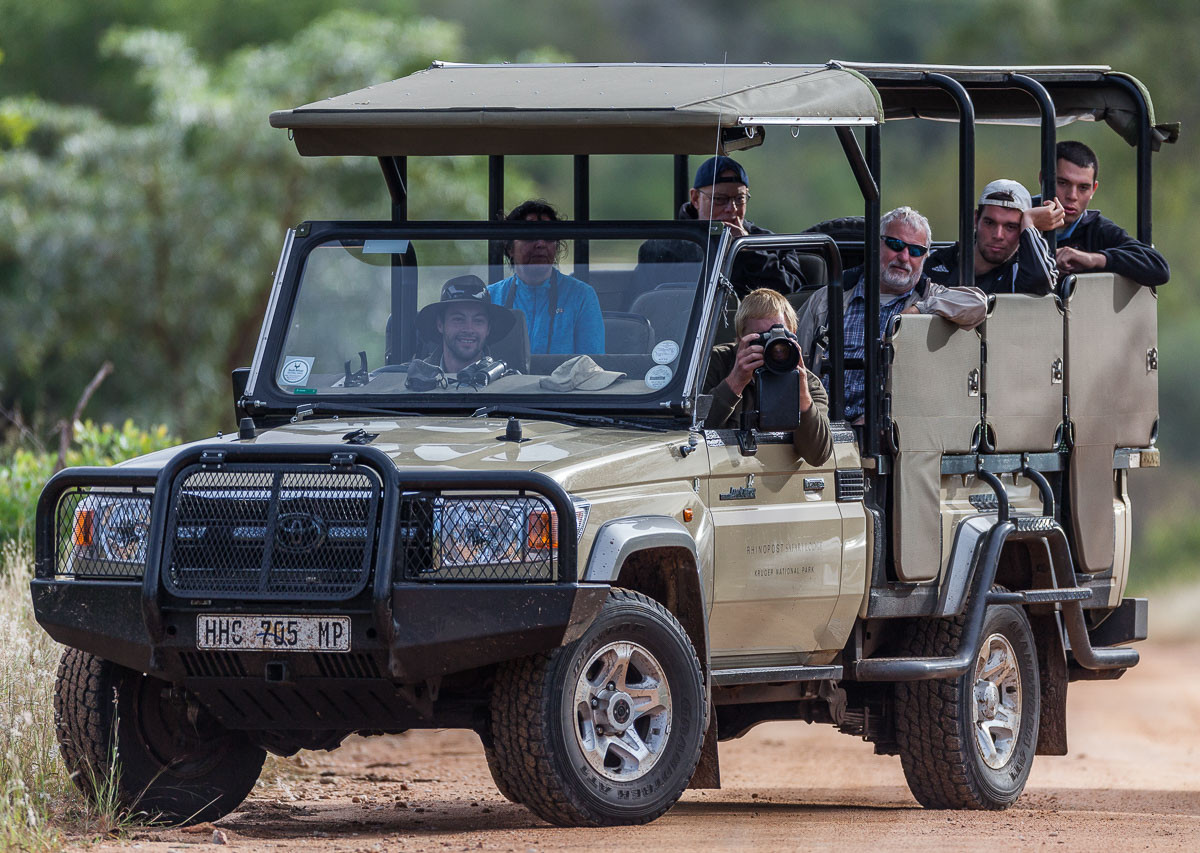 15 things you need to know before photographing your first African safari