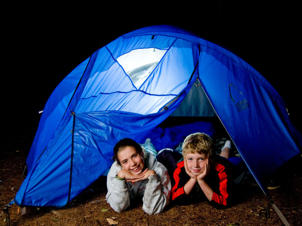 sc 1 st  Matador Network & The 20 coolest places to camp with kids in the US this summer