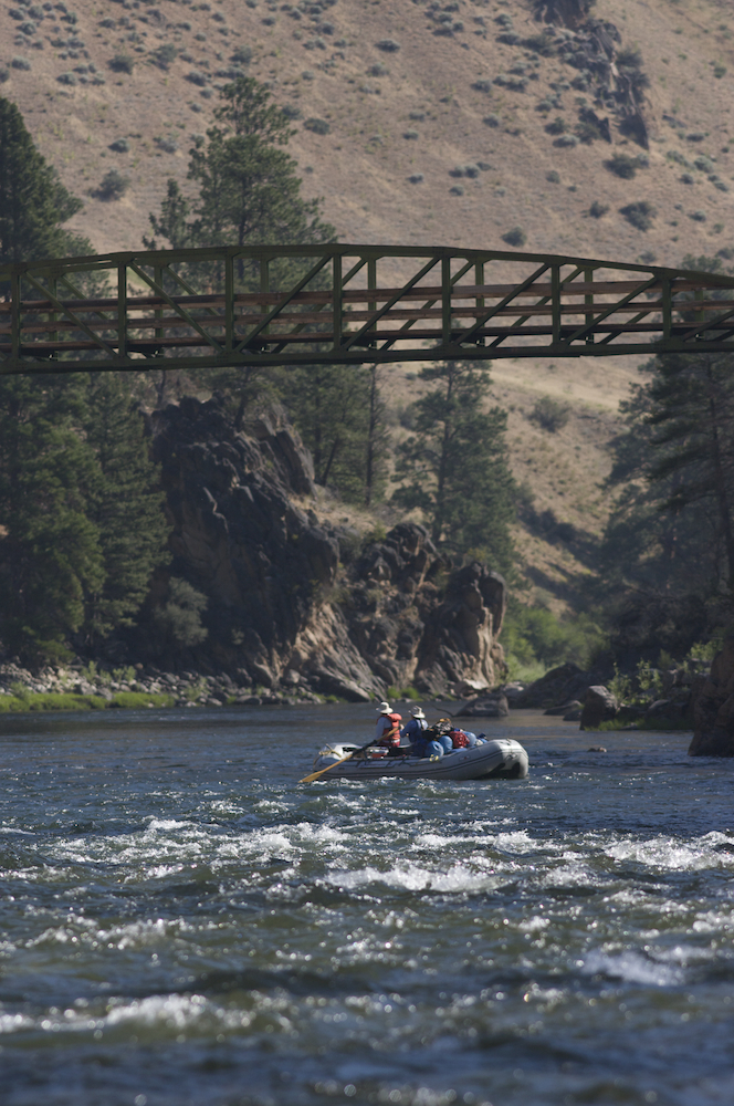 Rafting-the-Middle-Fork