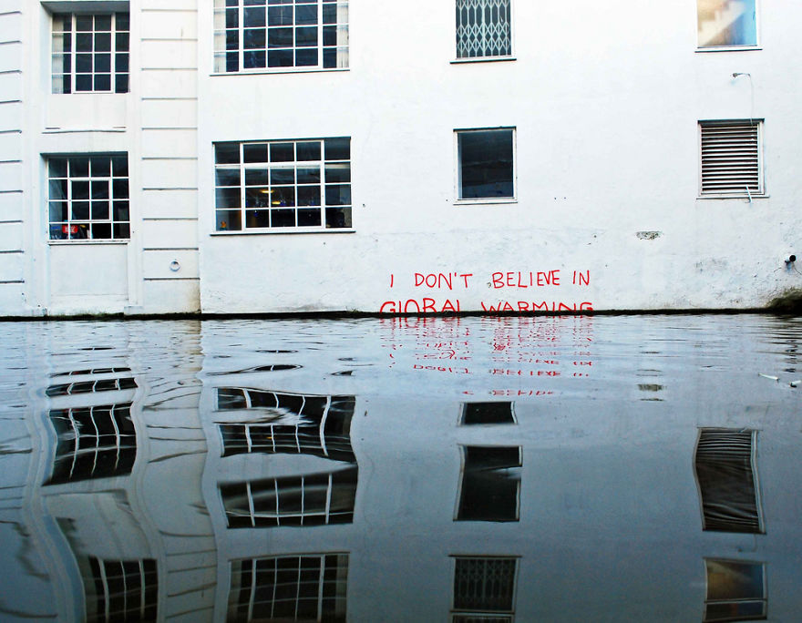 banksy-climate