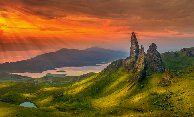 11 images that prove Scotland has the most dramatic skies on Earth