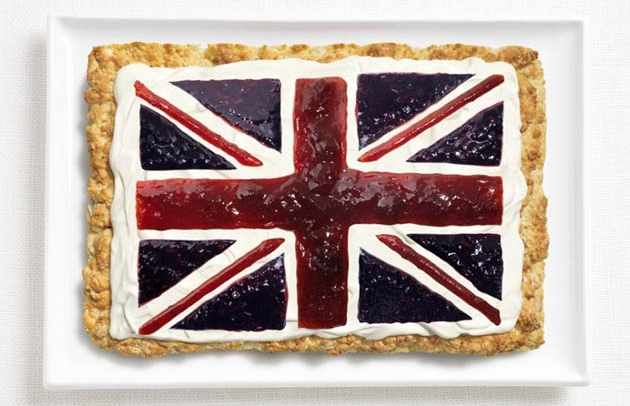 Can you guess the country by its flag and foods? [QUIZ