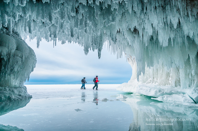 11 otherworldly images of North America's Great Lakes
