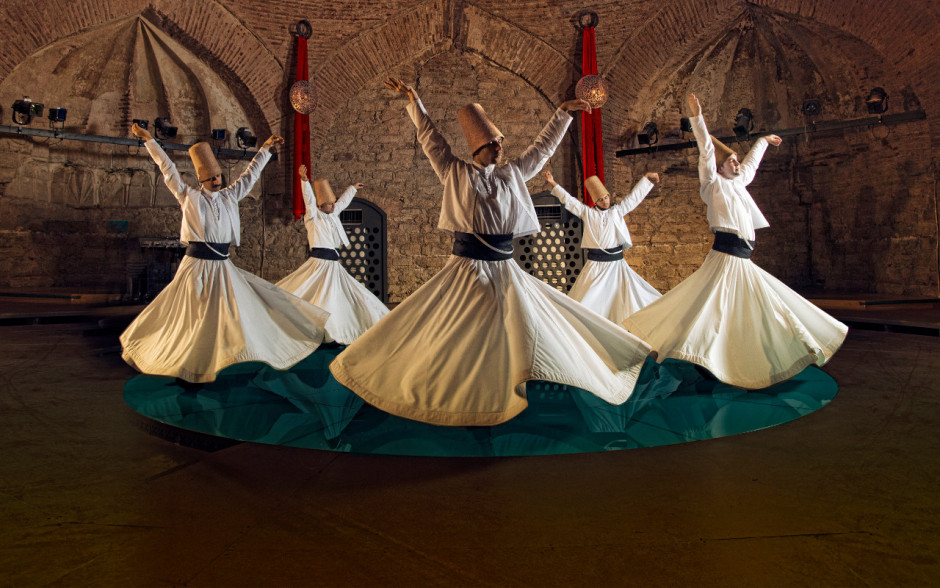 Whirling Dervishes, Turkey