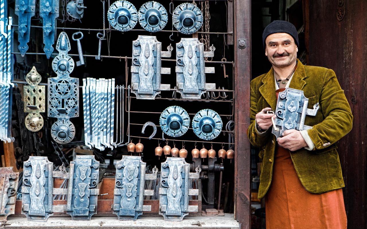 Safranbolu artisan