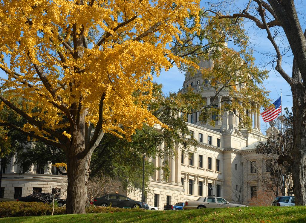 Capitol Building Mississippi