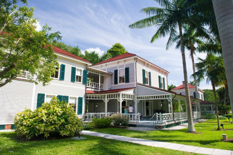 Edison Winter Estate, Fort Myers