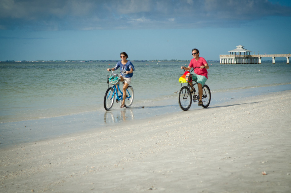 Fort Myers beach bike