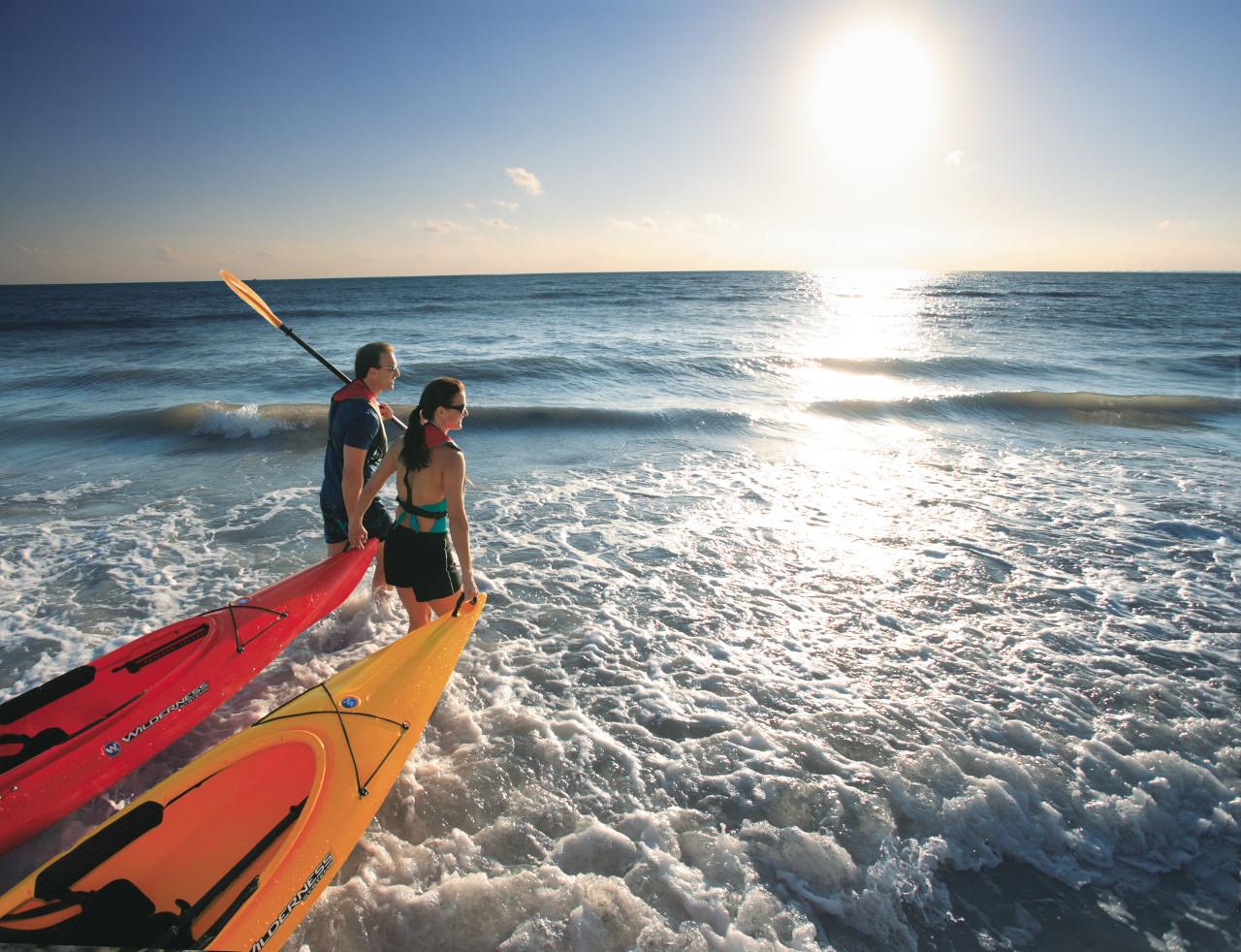 Kayaking Lee County, Florida