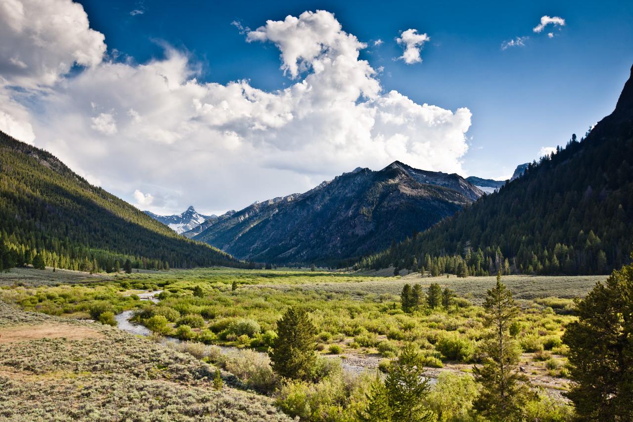 Lost River, Idaho