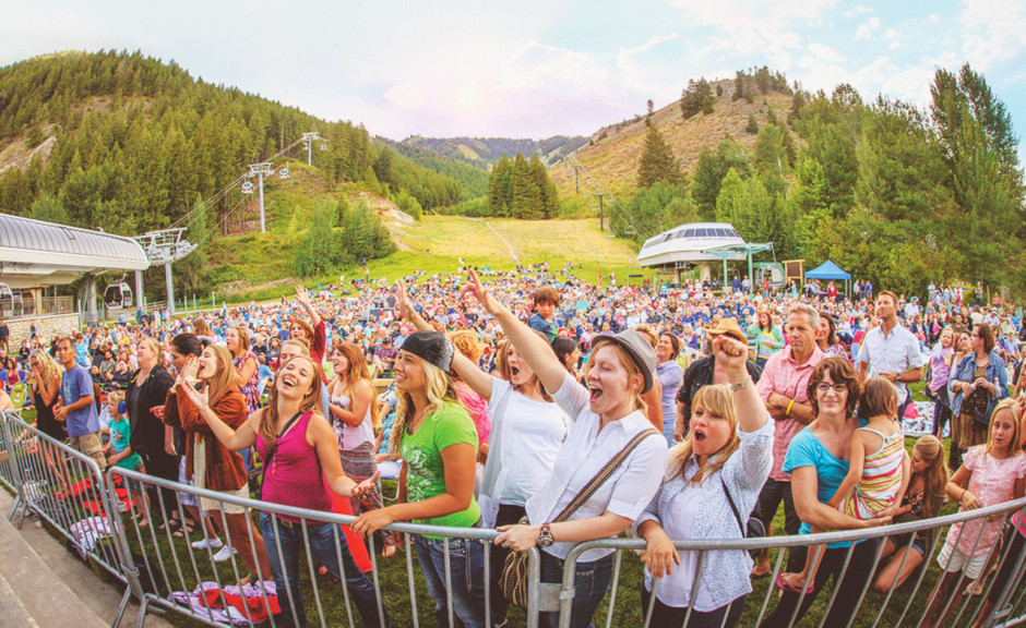 Sun Valley Summer Concert