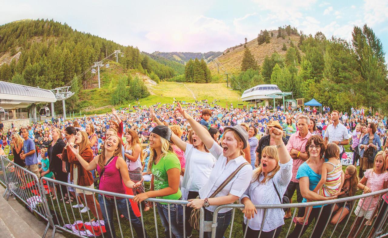 Sun Valley Summer Concert
