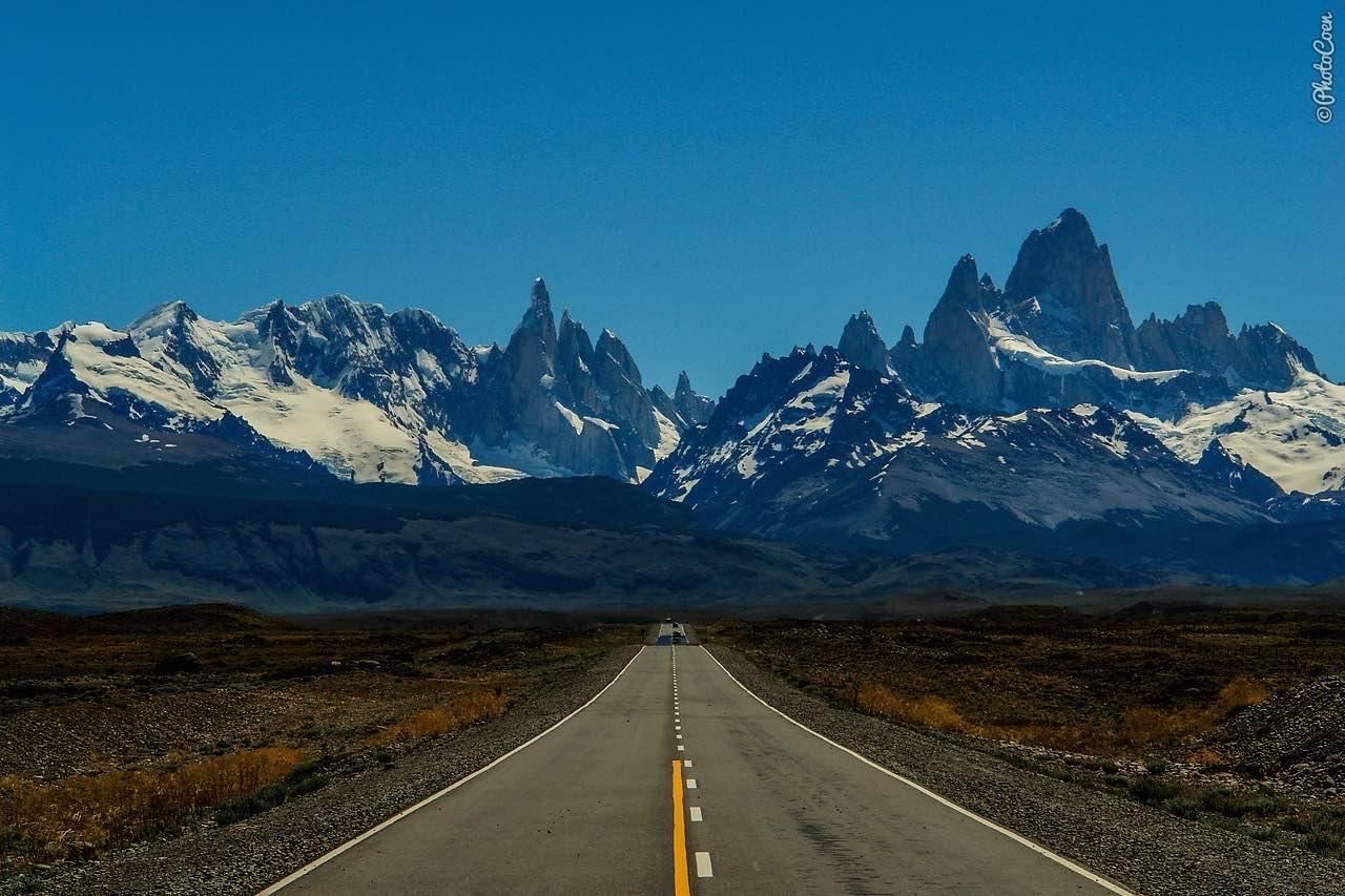 Patagonia: emptiness