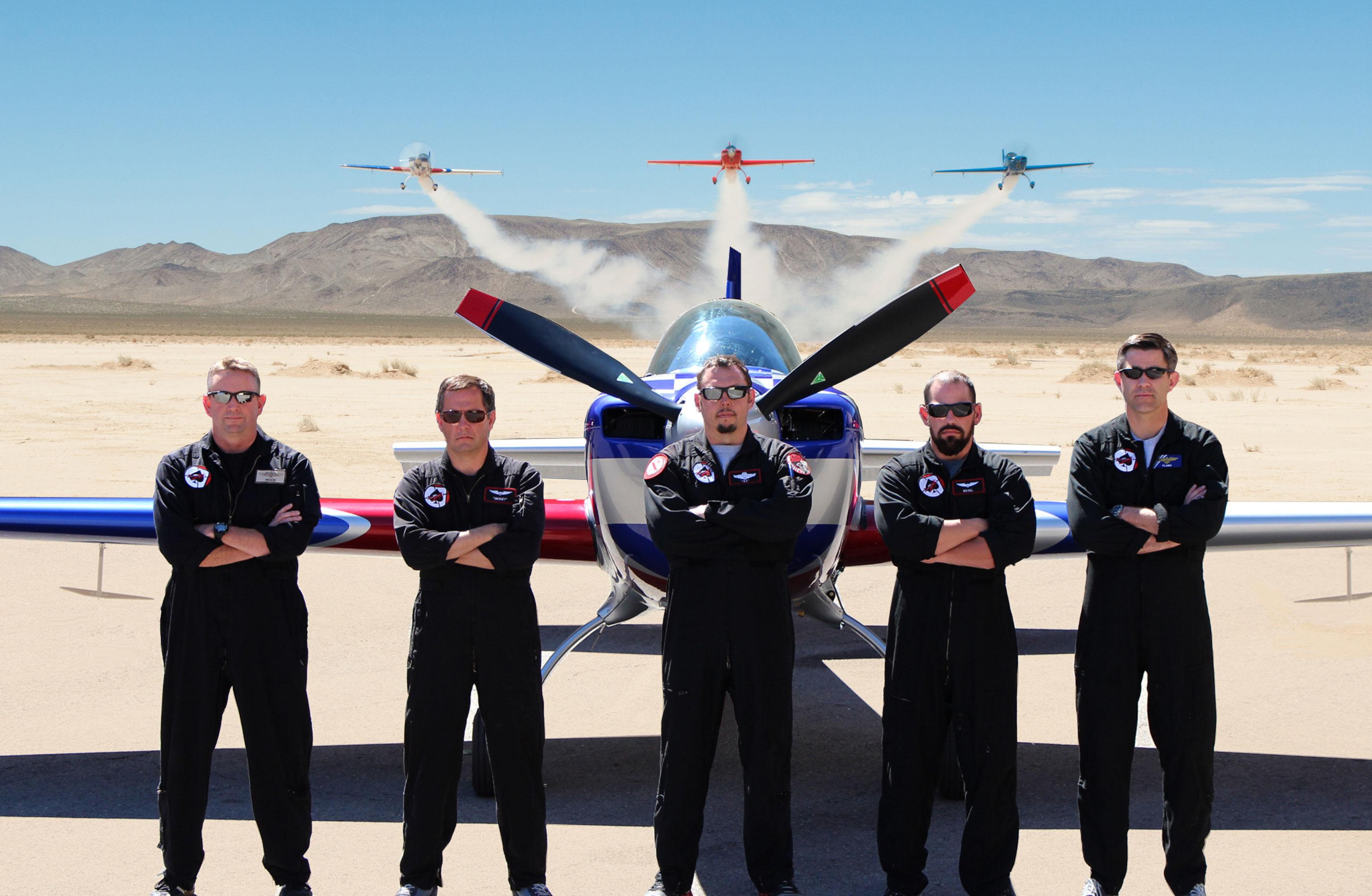 Sky Combat Ace Nevada