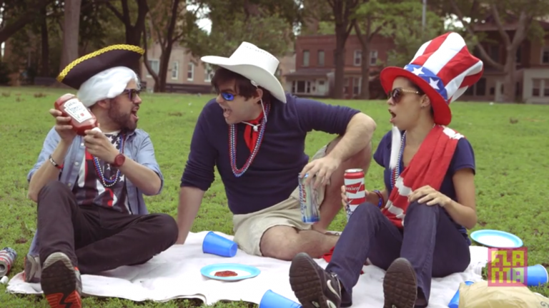 What if Mexicans celebrated Fourth of July the way Americans celebrate Cinco de Mayo?