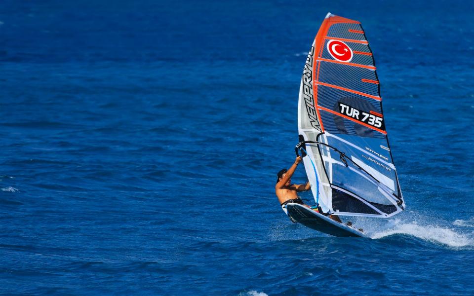 windsurf turkey
