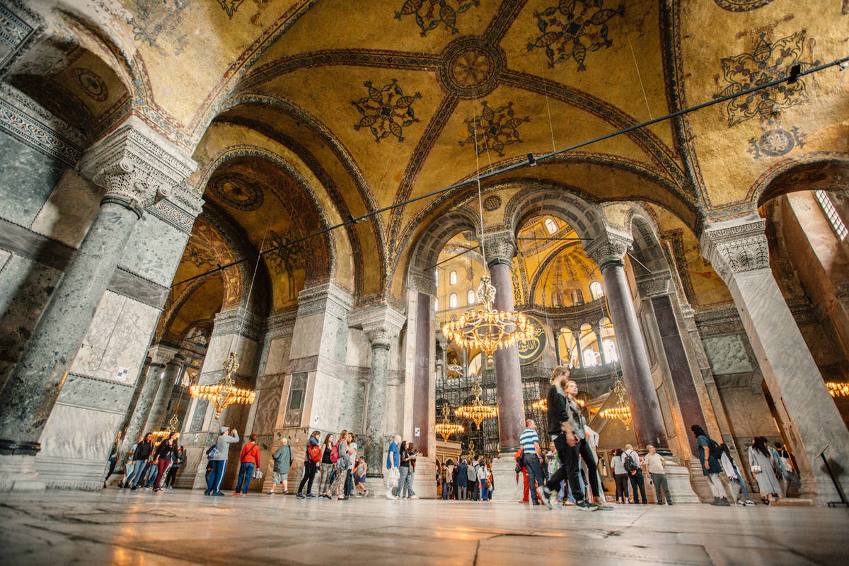 48 hours in Istanbul, in 24 images