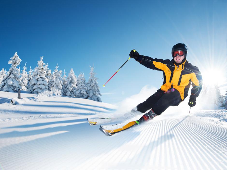 Kartalkaya ski resort, Turkey
